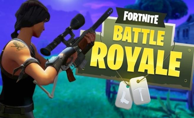 Fortnite'a yeni silahlar!