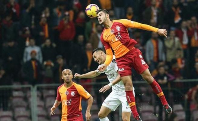 Galatasaray 90. dakikada yıkıldı