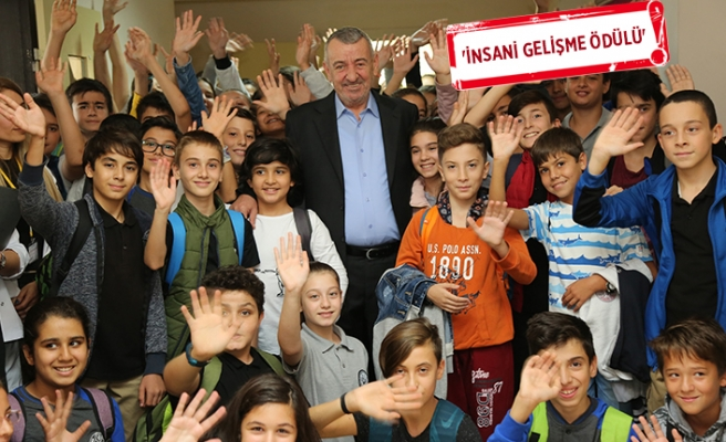 Gaziemir, Türkiye'deki en gelişmiş 30 ilçe arasında