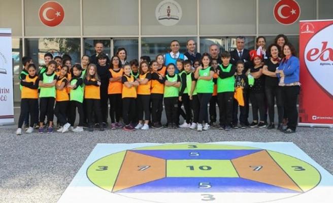 Geleneksel oyunlar çocuklarla İzmir'den Türkiye'ye yayılacak
