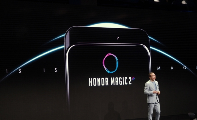 Honor Magic 2 tanıtıldı!