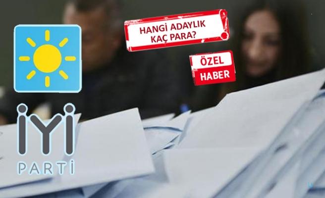 İYİ Parti'de adaylık ücretleri belli oldu
