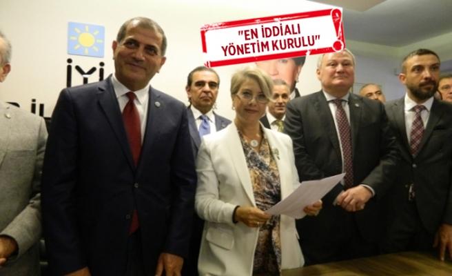 İYİ Parti İzmir'in A takımı belli oldu