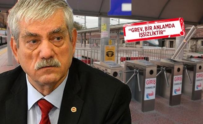 İZBAN krizinde CHP'li Beko'dan 'uzlaşma' vurgusu
