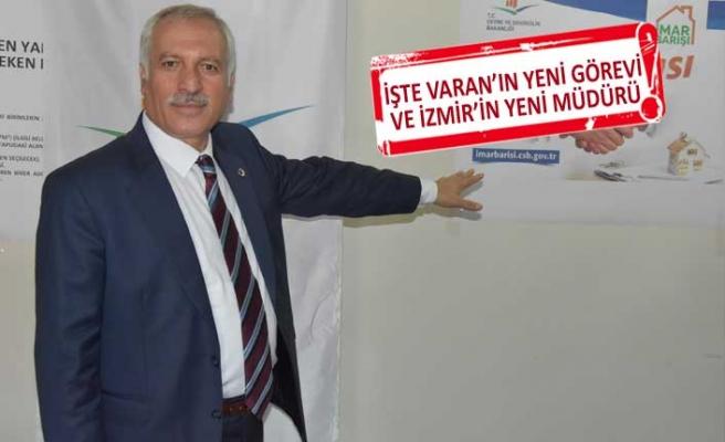 İzmir Çevre ve Şehircilik İl Müdürü Varan, Ankara'ya atandı! Yerine kim geldi?