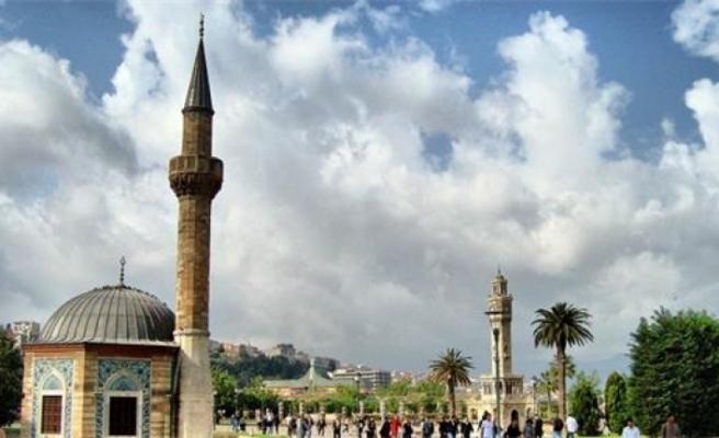 İzmir Cuma saati belli oldu!