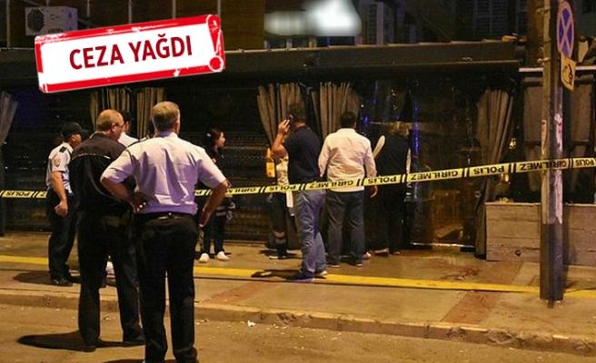 İzmir'de 4 kişinin öldüğü bar kavgası davasında karar!
