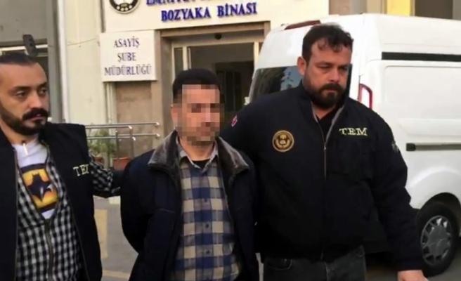 İzmir'de DEAŞ operasyonu: 9 gözaltı