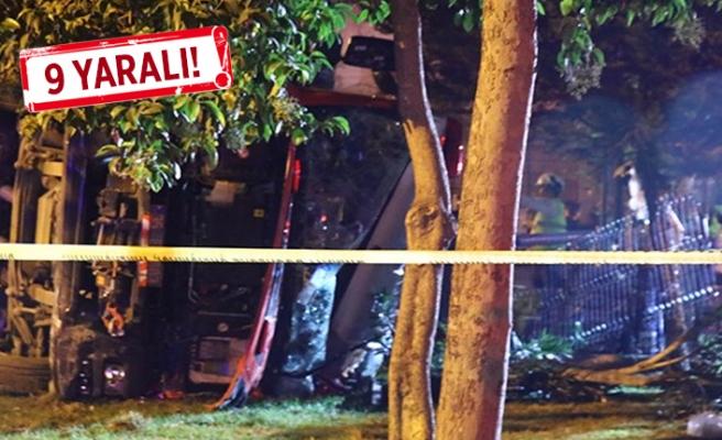 İzmir'de feci kaza: Yangına giden itfaiye aracı...