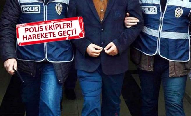 İzmir'de FETÖ operasyonu! 23 gözaltı kararı verildi