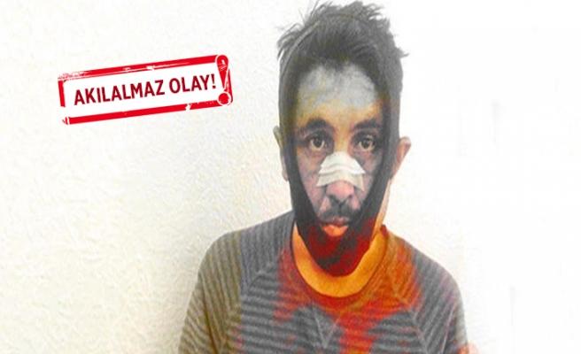 İzmir'de haraç çetesini şikayet etti, ölümden döndü