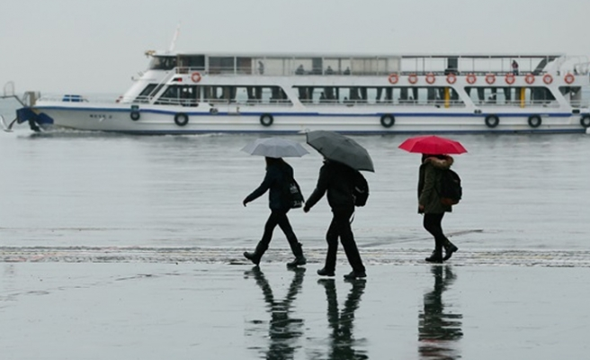İzmir'de sağanak haftası!