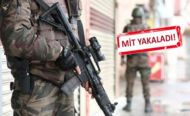 İzmir'de terör örgütünün hücre evine operasyon