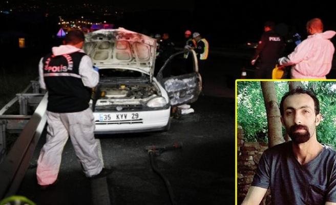 İzmir'deki korkunç olayda 'izmarit' şüphesi!