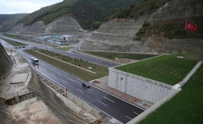İzmir-İstanbul Otoyolu'nun o kısımı trafiğe açılıyor