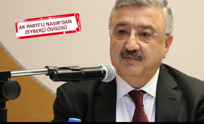 """""""İzmir, Zeybekçi ile dünya markası olur"""""""