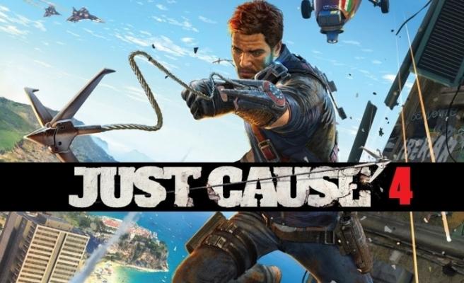 Just Cause 4'ün ilk fragmanı yayınlandı!