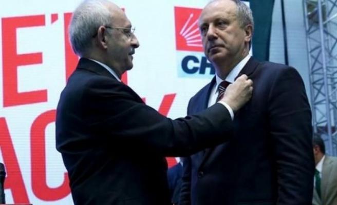 Kılıçdaroğlu-İnce görüşmesi 40 dakika sürdü!
