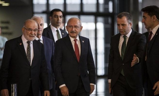 Kılıçdaroğlu, Karamollaoğlu ile ne konuştu?