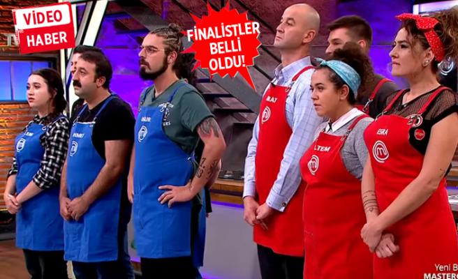 MasterChef Türkiye'de finale kalan isimler kimler?