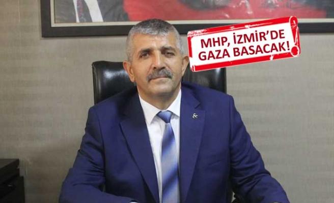 MHP İl Başkanı Veysel Şahin, ilçe teşkilatlarını gezecek