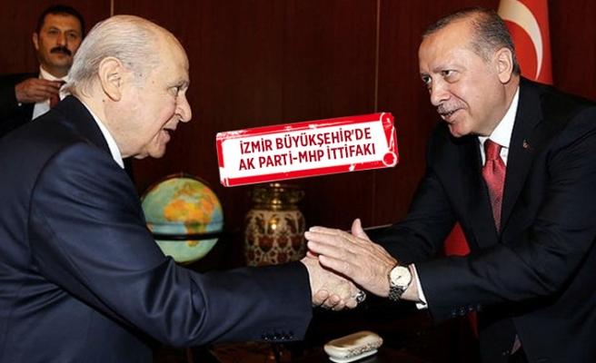 MHP, İzmir'de büyükşehir adayı çıkarmayacak