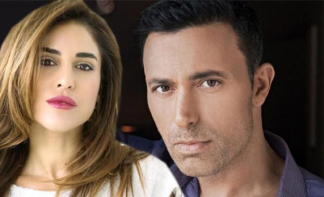 Mustafa Sandal'ın gizli aşkı Irmak Ünal çıktı