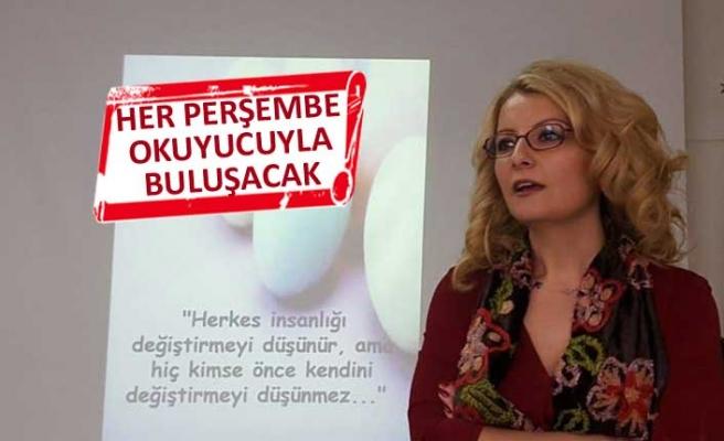 Prof. Dr. Esra Engin, köşe yazılarıyla artık Ben TV'de
