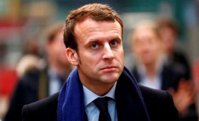 Son dakika ! Fransa Cumhurbaşkanı Macron'a suikast girişimi !