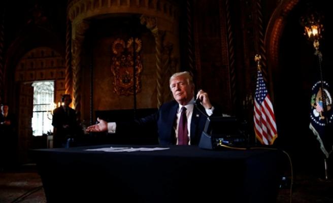 Trump: İklim değişikliğine inanmıyorum, çünkü çok zekiyim