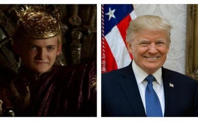 """""""Trump Joffrey'e benziyor"""""""
