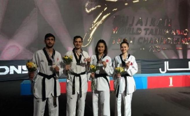 Türkiye, Dünya Şampiyonası'nda 2'nci oldu