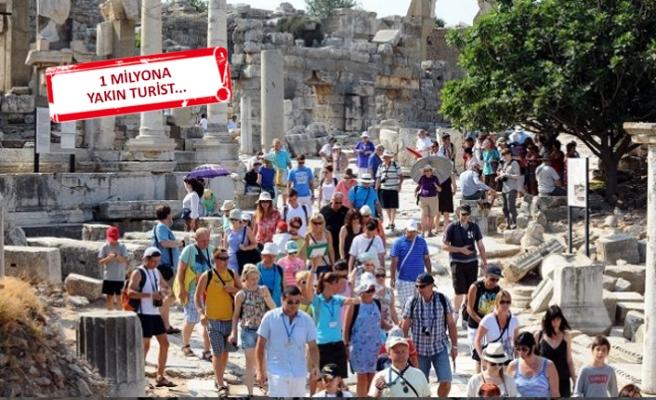 2018'de yabancı turistlerin gözdesi İzmir!