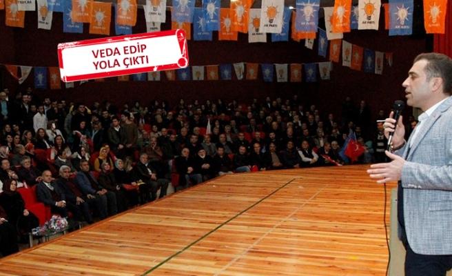 AK Parti Buca'da miting gibi buluşma