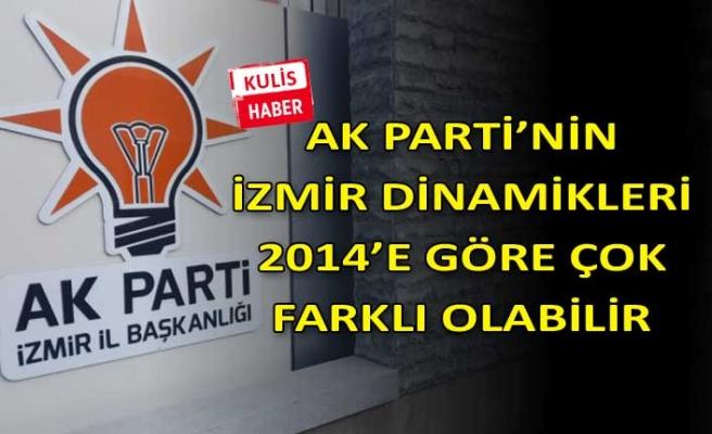 AK Parti İzmir'de bu yerel seçimin dinamikleri çok farklı olabilir