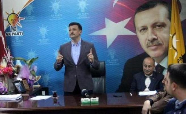 AK Parti'li Dağ: İzmir, CHP için çantada keklik değil