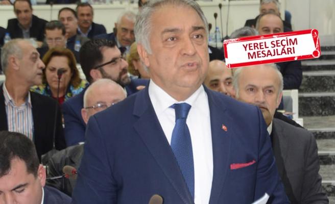 AK Partili Doğan: Karabağlar'da değişime ihtiyaç var