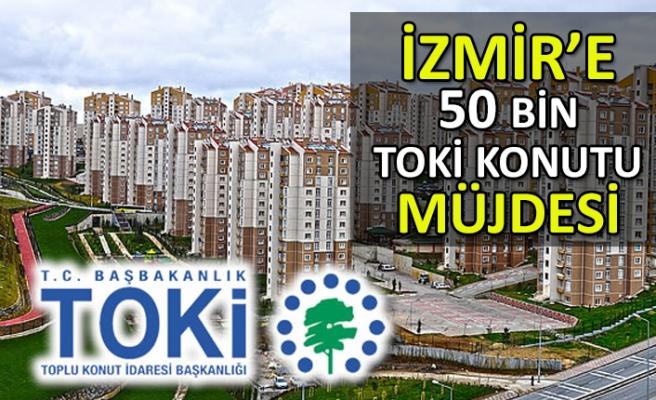 AK Partili Şengül'den İzmir'e '50 bin TOKİ konutu' müjdesi