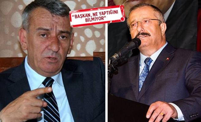 AK Partili Yılmaz'dan CHP'li Şenol'a 'siyasi nezaket' çıkışı