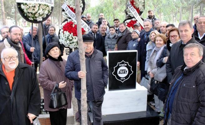 Altay'da Tözge unutulmadı