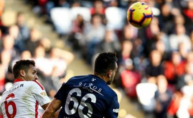 Antalyaspor - Göztepe: 1-0