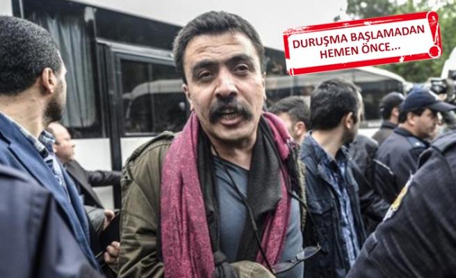 Askerden İzmir Baro Başkanı'na yumruk!