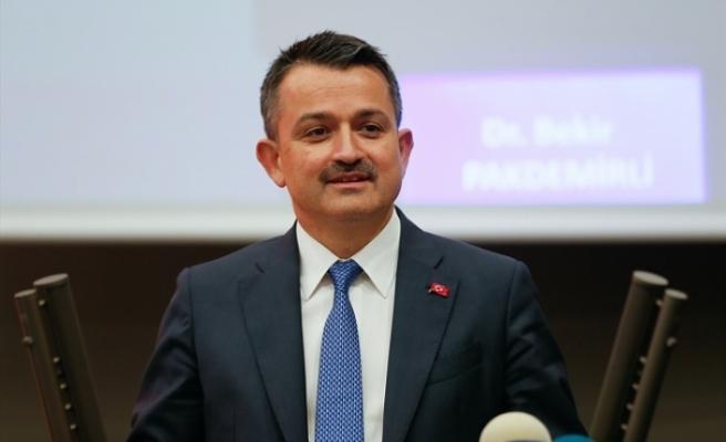 Bakan Pakdemirli büyük destek paketini açıkladı