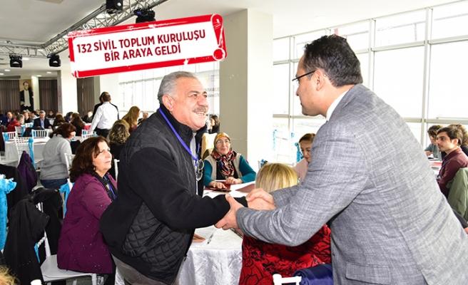 Bornova'da büyük buluşma