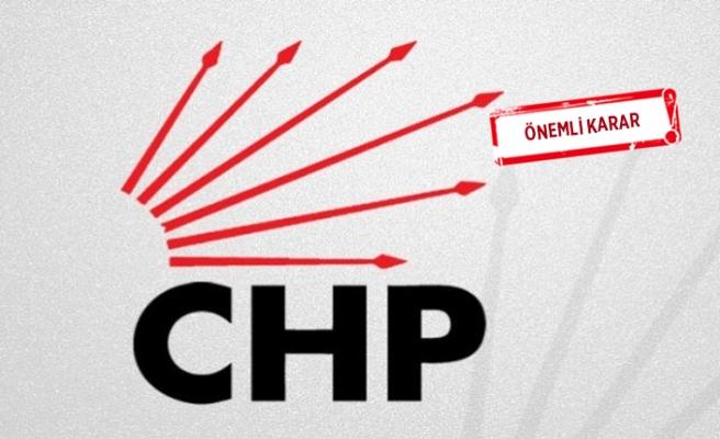 CHP'den İzmir örgütüne flaş eğilim genelgesi!