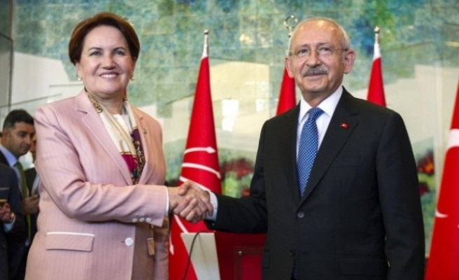 CHP-İYİ Parti'de sona doğru! Liderler zirvesi bekleniyor