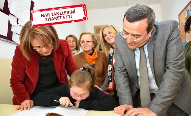 CHP Kadın Kolları Genel Başkanı Köse'den Narlıdere çıkarması