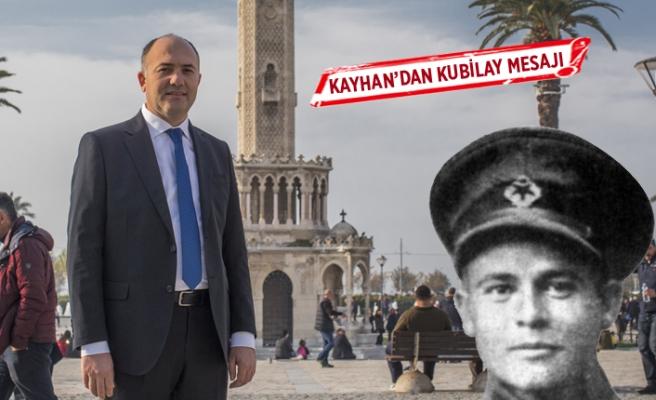 CHP'li Kayhan'dan Kubilay mesajı