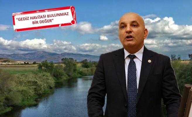 CHP'li Polat'tan 'Gediz' hamlesi
