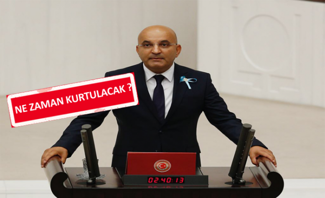 CHP'li Polat'tan Lübbey'e can verme çağrısı